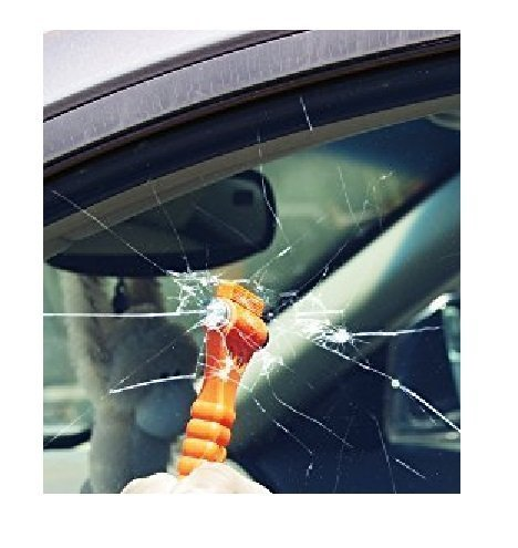 20 PCS Car Safety Hammer Emergency Escape Tool Auto Car Window Glass Hammer Breaker and Seat Belt Cutter Escape 2-in-1 for Family Rescue & Auto Emergency Escape Tools