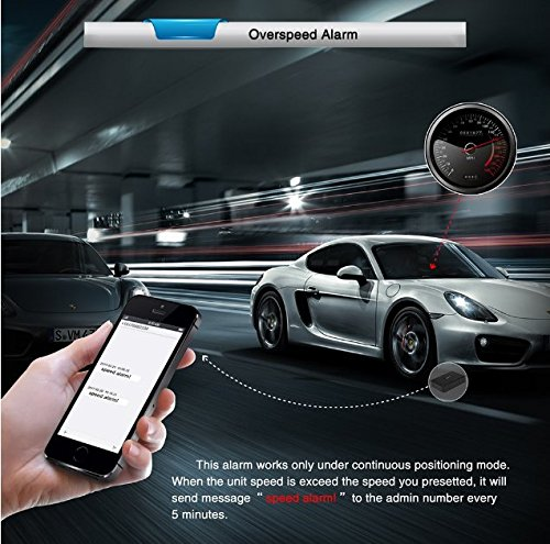 OBD GPS Tracker with Real Time GSM GPS Tracking, Car Anti-theft Online Vehicle Tracker SMS Mobile for iOs & Android &PC
