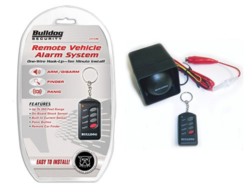 Bulldog Security 2010 Bulldog Remote Vehicle Alarm System