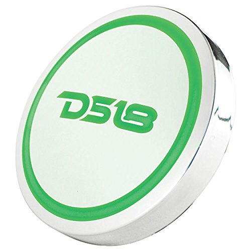 DS18 LBC8 LED LOGO with Rgb Lights