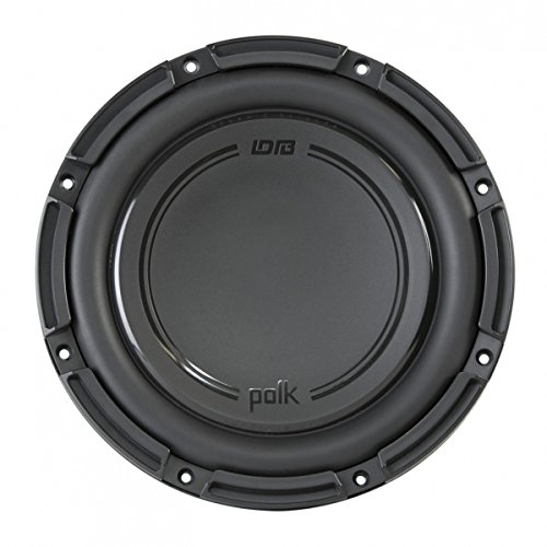 Polk Audio DB+ 10 Inch 1050 Watt 4 Ohm DVC Marine & Car Subwoofer | DB1042DVC