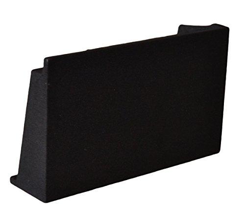 Chevy Silverado / GMC Sierra Ext Extended Cab Single 12″ Subwoofer Enclosure Sub Box 1999-2006, CARB COMPLIANT MDF! DONT BUY CHEAPER NON COMPLIANT MDF!