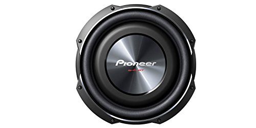 (2) PIONEER 12″ 1,500-Watt Shallow-Mount Subwoofer with Single 4ohm Voice Coil + 2,400-Watt Class D Mono Amp W/ 4 Gauge Amp Kit