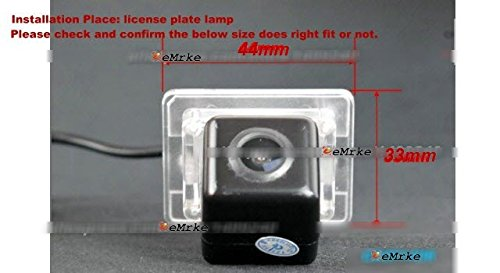 For Mercedes Benz E Class E200 E230 E350 E250 Car Rear View Camera Back Up Reverse Parking Camera / Plug Directly