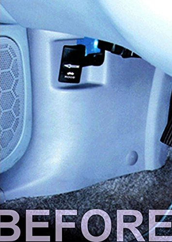 Q Logic Q Forms 6.5″ Kick Panel Speaker Enclosures for Ford Mustang 1994-2004
