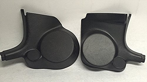 Kick Panel 6.5″ Component Speaker Mounts for Chrysler 300, Dodge CHARGER & MAGNUM