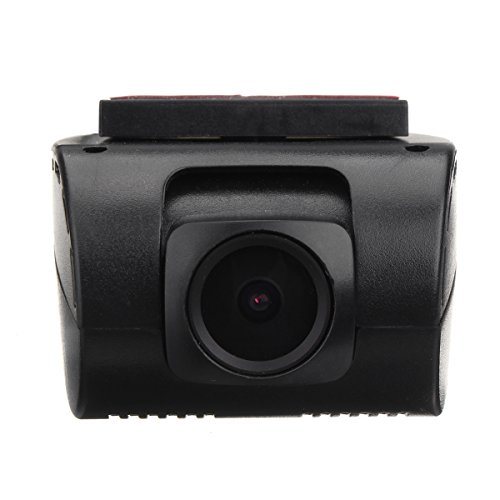 HITSAN 1080P HD 170 Degree Hidden USB Car Vehicle DVR Camera Video Recorder Cam Night Vision One Piece