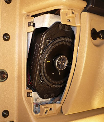 Select Increments DPE03065 Dash-Pods (without Speakers)