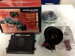 Code Alarm VSS CA-330 Factory Enhancement Upgrade Car Alarm System – Works with your factory fobs