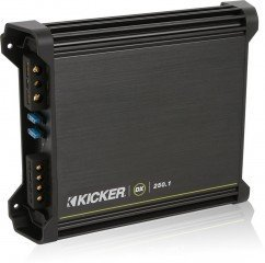 Kicker DX250.1 250W 2-Ohm Mono Class D Car Audio Amplifier