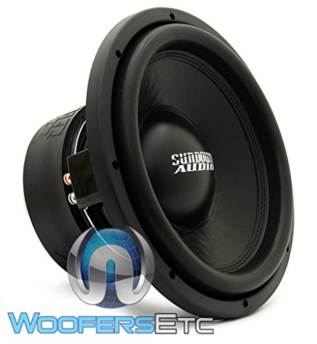 SA-12 D2 REV.3- Sundown Audio 12″ 750W Dual 2-Ohm SA Series Subwoofer