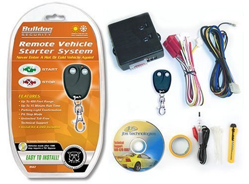 Bulldog RS82-I Do It Yourself Remote Starter – Automatic Transmissions only