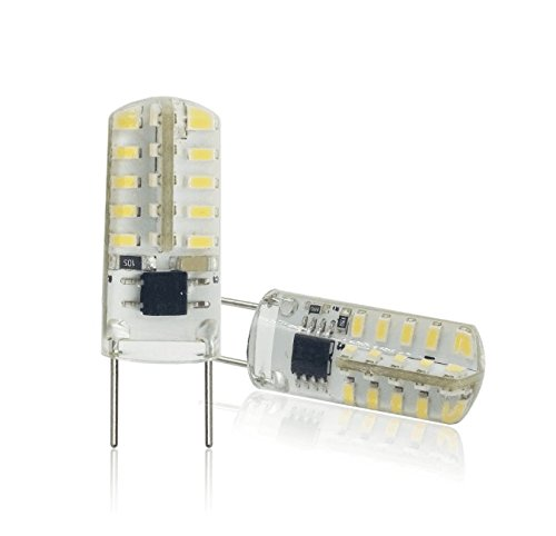 Best to Buy 1-pack LED-G8-SHORT-120V-Not Dimmable Replacement LED Light Bulb,Warm White
