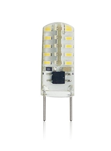 Best to Buy 6-pack LED-G8-SHORT-120V Replacement LED Light Bulb DAYwhite