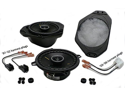 Select Increments DPW0306K5 Dash-Pods with Kicker Speakers
